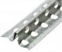 Профиль маячковый алюминий 6 мм х 3 м 0,3мм (Р)