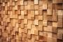 """Деревянная мозаика """"Студия"""" 30х30см дуб бесцвет 3D.1.0.2.0"""